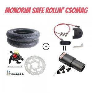 Monorim Safe ROLLIN' csomag – Xiaomi M365 széria