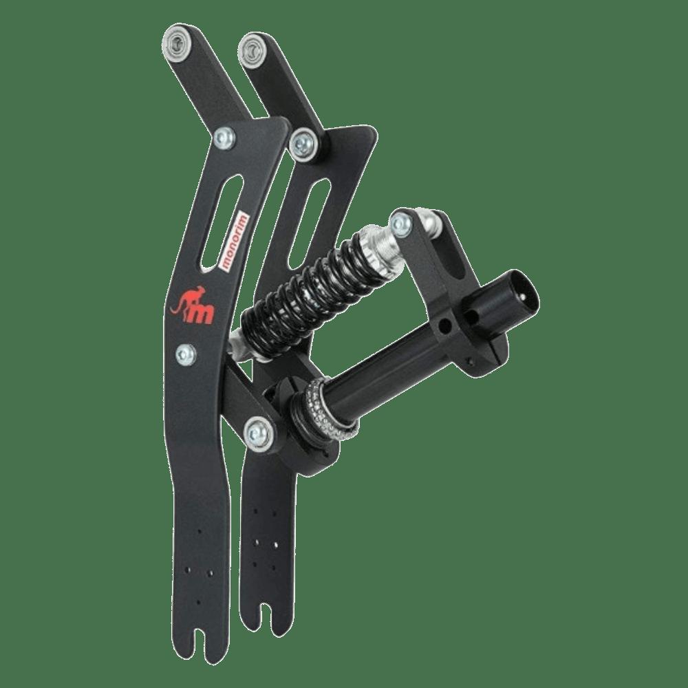Monorim M1 nyitott lengéscsillapító fekete
