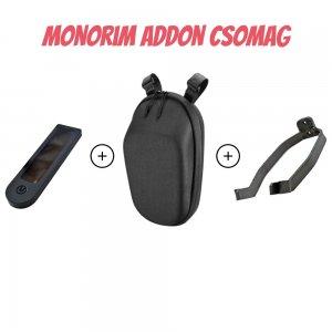 Monorim AddON csomag – Xiaomi M365 széria