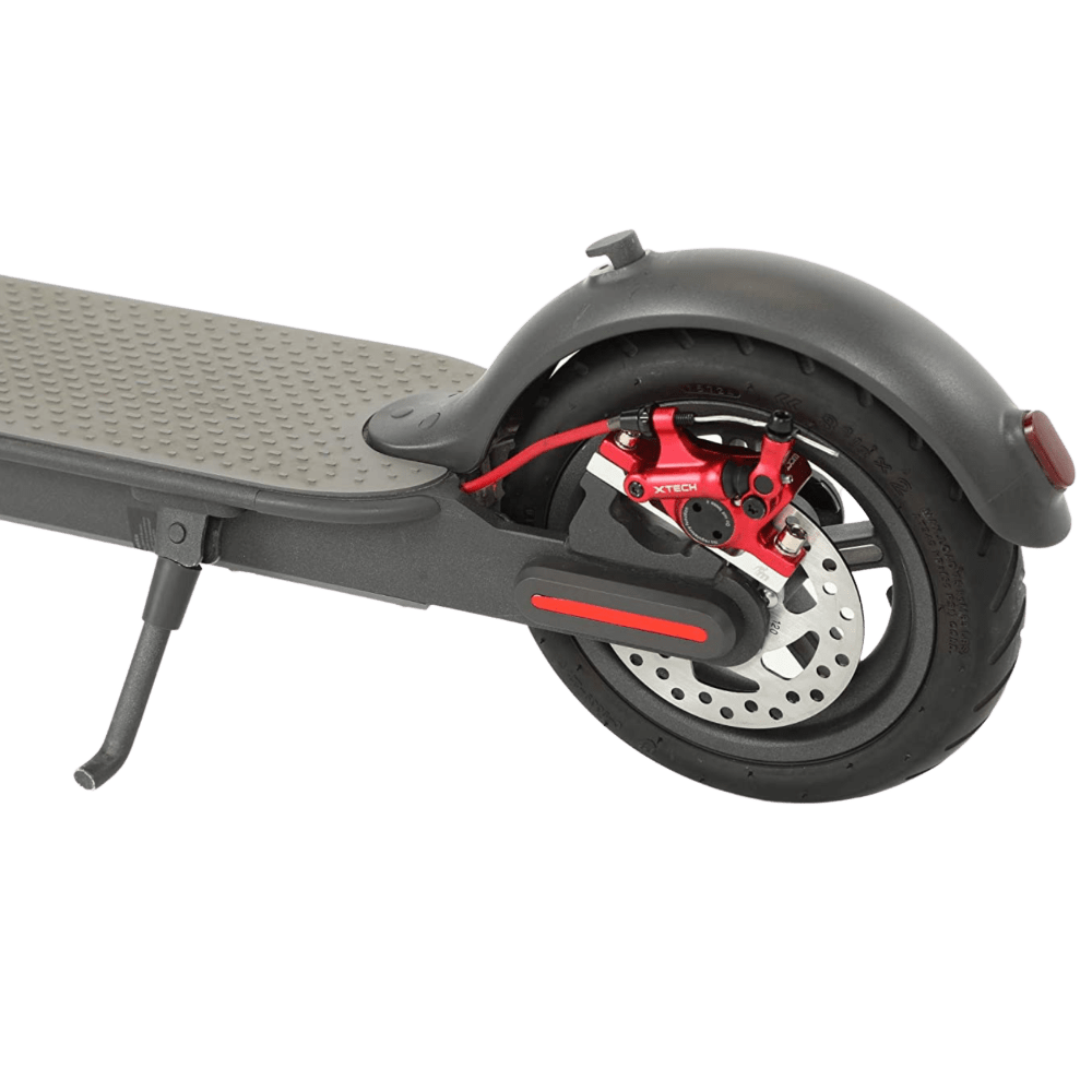 X-tech HB100 felszerelve piros