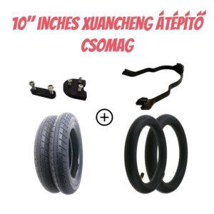 10″ inches Xuancheng átépítő csomag